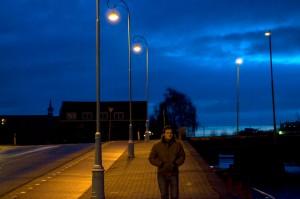 Claudia Otten: AXel Lukkien 'Welkom Thuis' shoot
