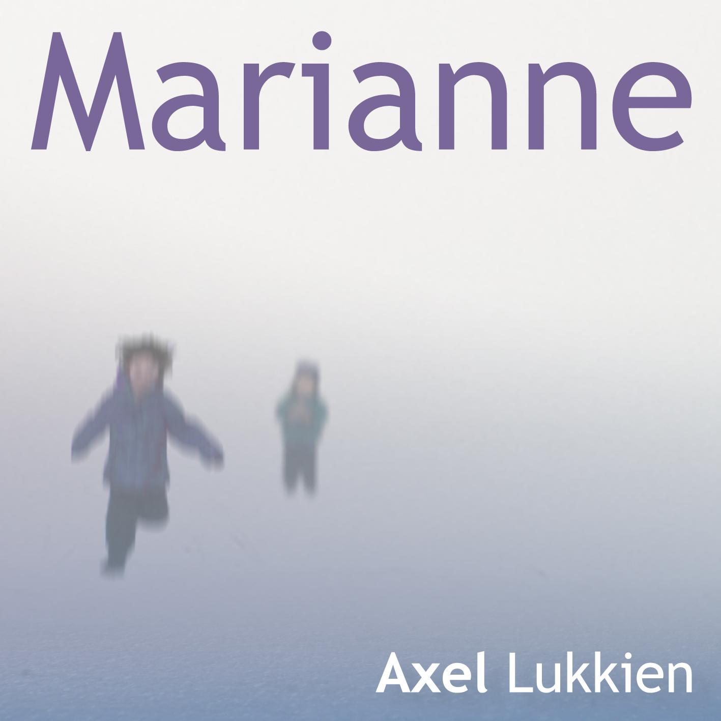 Cover Marianne, single (Axel Lukkien)