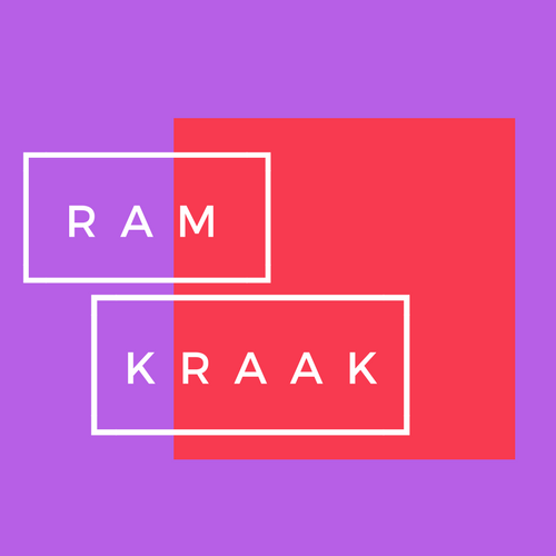 Ramkraak: the logo!